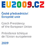 Czech presidency logo